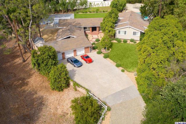 23760 Oakfield Road, Hidden Hills, CA 91302 (#319003330) :: Golden Palm Properties