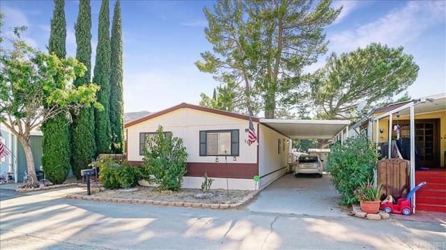 36200 Paradise Ranch #119, Castaic, CA 91384 (#SR19194645) :: Paris and Connor MacIvor