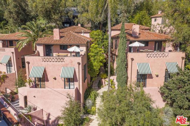 1901 Orchid Avenue, Los Angeles (City), CA 90068 (#19499986) :: Golden Palm Properties