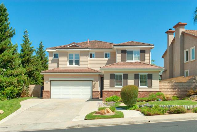 410 Canyon Crest Drive, Simi Valley, CA 93065 (#219010176) :: Paris and Connor MacIvor