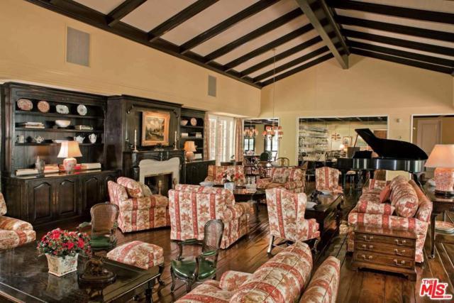 1121 N Beverly Drive, Beverly Hills, CA 90210 (#19499336) :: Golden Palm Properties