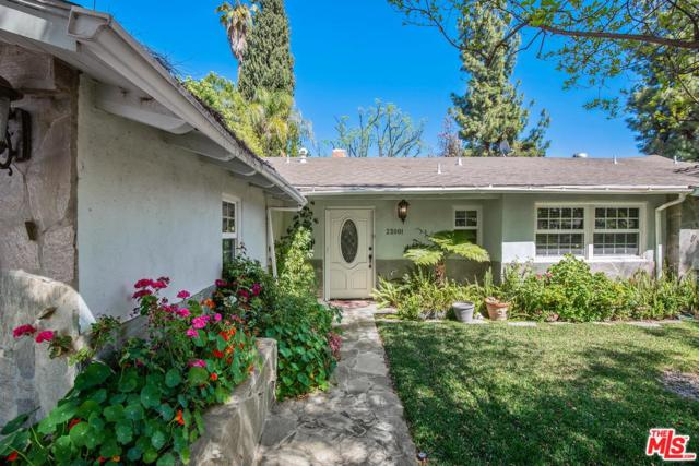 23001 Gainford Street, Woodland Hills, CA 91364 (#19500050) :: The Parsons Team