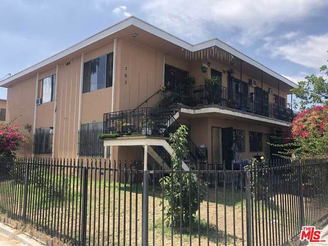 203 S St Louis Street, Los Angeles (City), CA 90033 (#19509896) :: Lydia Gable Realty Group