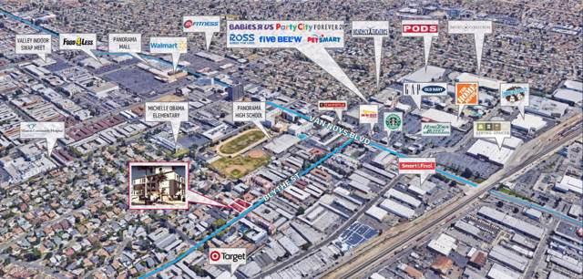 14721 Blythe Street, Panorama City, CA 91402 (#819004277) :: The Agency