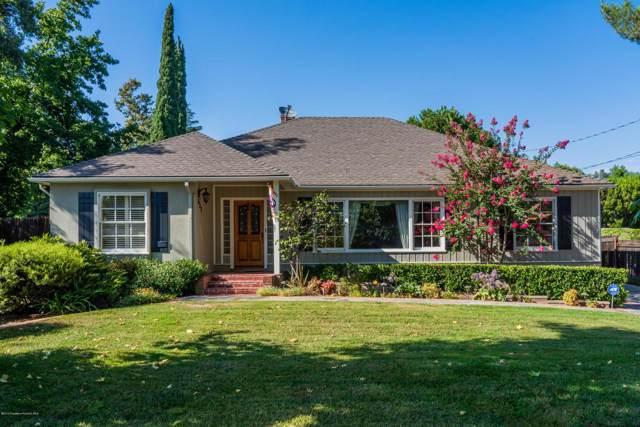623 Houseman Street, La Canada Flintridge, CA 91011 (#819004278) :: The Parsons Team