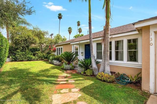 130 S Allen Avenue, Pasadena, CA 91106 (#819004279) :: Golden Palm Properties