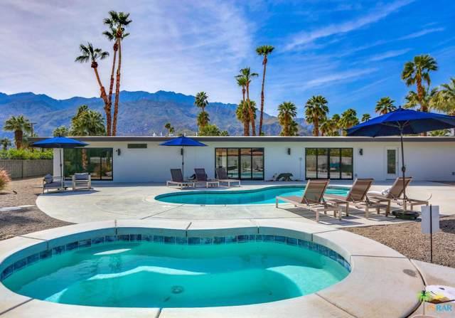 388 N Sunset Way, Palm Springs, CA 92262 (#19509982PS) :: Randy Plaice and Associates