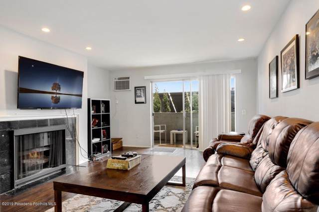 1124 N La Cienega Boulevard #308, West Hollywood, CA 90069 (#819004282) :: The Agency