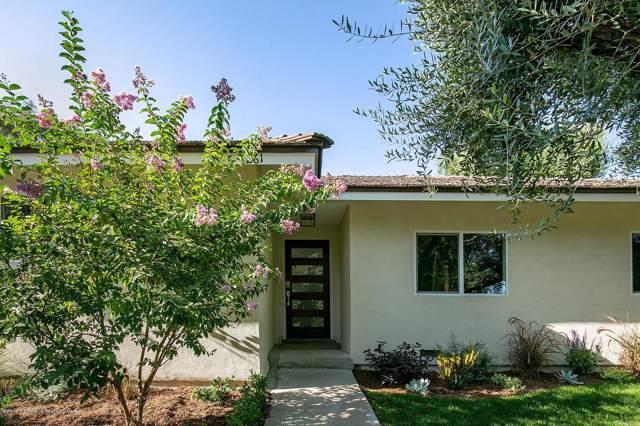 261 W Loma Alta Drive, Altadena, CA 91001 (#819004284) :: The Parsons Team