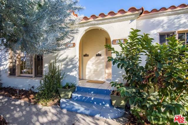 1430 S Orange Drive, Los Angeles (City), CA 90019 (#19510124) :: The Agency