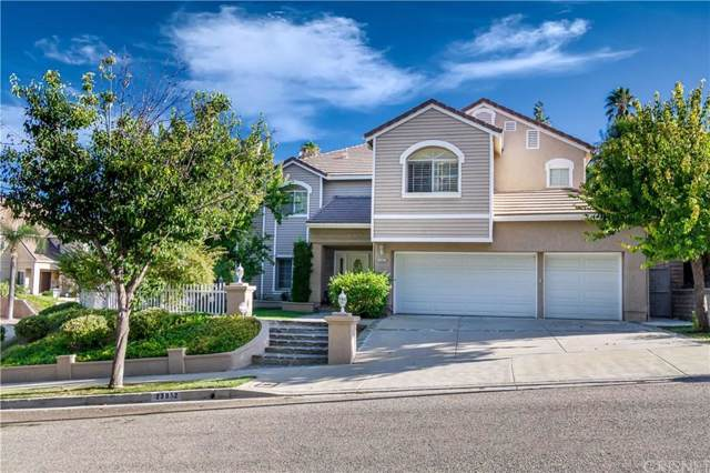23852 Stagg Street, West Hills, CA 91304 (#SR19218469) :: The Agency