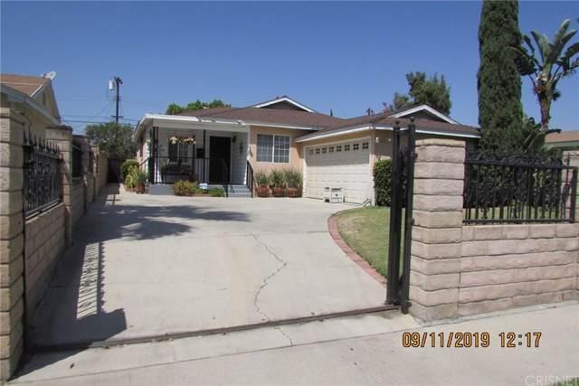 12901 Bromwich Street, Pacoima, CA 91331 (#SR19218722) :: The Agency