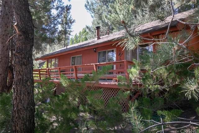 2412 Oakwood Court, Pine Mountain Club, CA 93222 (#SR19216800) :: Golden Palm Properties