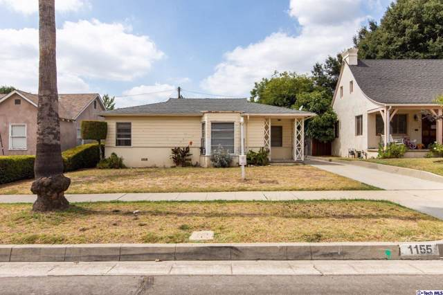 1155 Palm Terrace, Pasadena, CA 91104 (#319003697) :: Golden Palm Properties