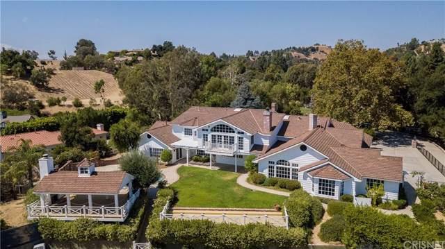 24344 Rolling View Road, Hidden Hills, CA 91302 (#SR19216346) :: Golden Palm Properties