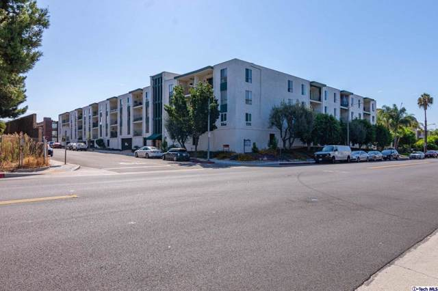 500 Jackson Place #320, Glendale, CA 91206 (#319003617) :: TruLine Realty