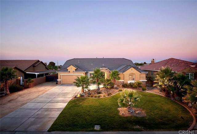 42548 36TH Street W, Lancaster, CA 93536 (#SR19217723) :: Golden Palm Properties