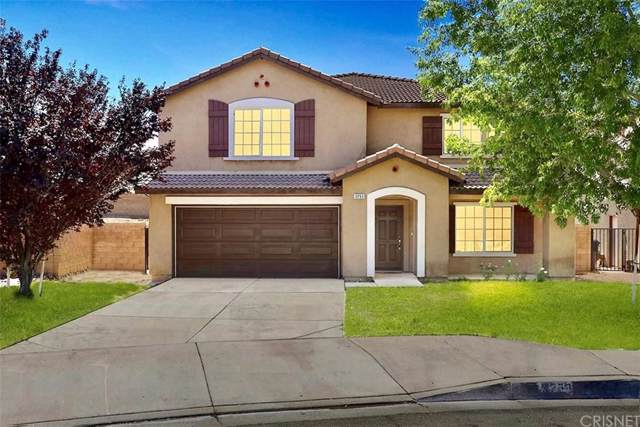 3250 Ryans Place, Lancaster, CA 93536 (#SR19215498) :: Golden Palm Properties