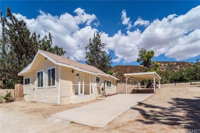 17677 Manzanita, Lake Hughes, CA 93532 (#SR19218989) :: Golden Palm Properties