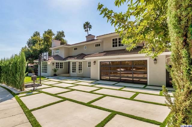 1175 N Pine Bluff Drive, Pasadena, CA 91107 (#319003653) :: Golden Palm Properties