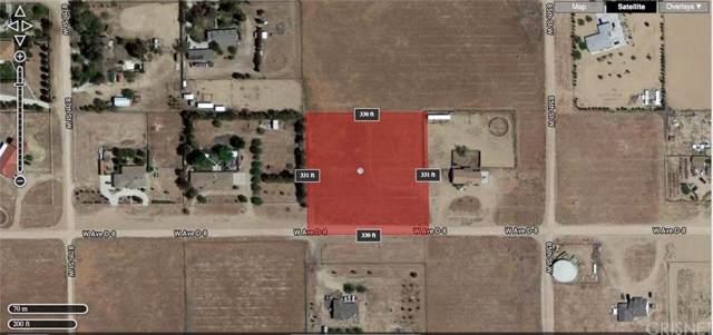 86 Vac/Ave D8/Vic 86 Stw, Antelope Acres, CA 93536 (#SR19219183) :: Randy Plaice and Associates