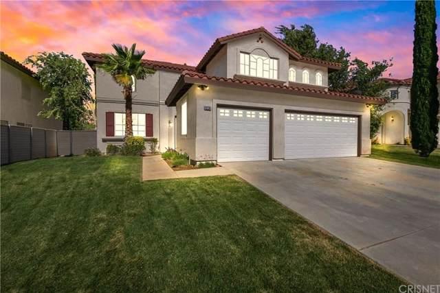 42230 Brittle Bush Drive, Quartz Hill, CA 93536 (#SR19219256) :: TruLine Realty