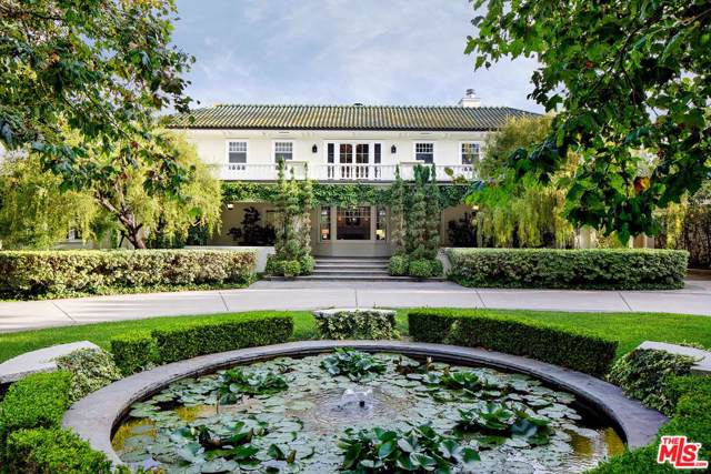 12834 Highwood Street, Los Angeles (City), CA 90049 (#19509784) :: Lydia Gable Realty Group