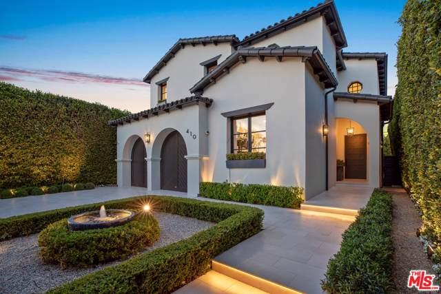 410 N Kilkea Drive, Los Angeles (City), CA 90048 (#19510350) :: The Agency