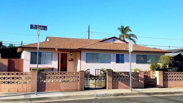 1449 W Date Street, Oxnard, CA 93033 (#219011435) :: The Agency