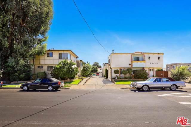 6438 Mammoth Avenue, Van Nuys, CA 91401 (#19510652) :: Golden Palm Properties