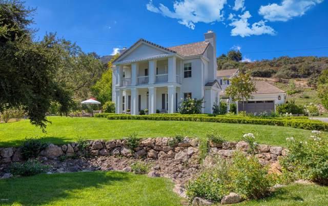 1437 Caitlyn Circle, Westlake Village, CA 91361 (#219011442) :: Golden Palm Properties