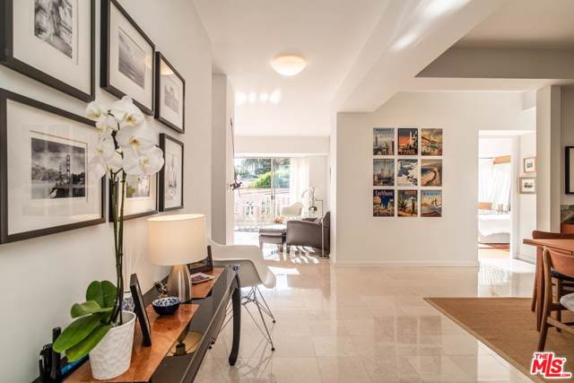 999 N Doheny Drive #212, West Hollywood, CA 90069 (#19509206) :: The Agency