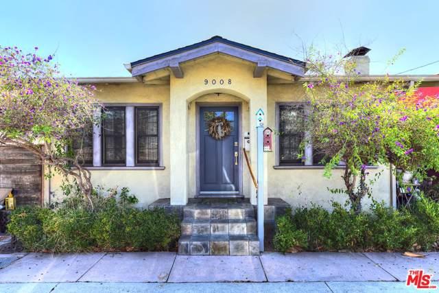 9008 Poinsettia Court, Culver City, CA 90232 (#19509576) :: Lydia Gable Realty Group