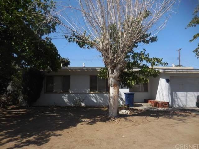 1835 E Avenue Q6, Palmdale, CA 93550 (#SR19219618) :: Golden Palm Properties