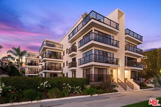 833 Ocean Avenue #306, Santa Monica, CA 90403 (#19505276) :: TruLine Realty