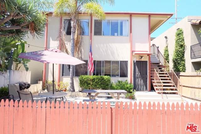 35 Buccaneer Street, Marina Del Rey, CA 90292 (#19510888) :: TruLine Realty