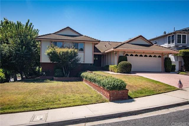 30604 Portside Place, Agoura Hills, CA 91301 (#SR19219774) :: Golden Palm Properties