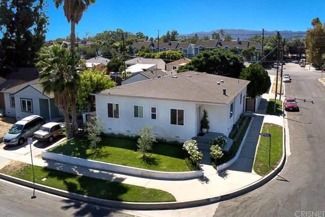 17740 Martha Street, Encino, CA 91316 (#SR19219901) :: The Agency