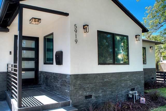 5919 Encino Avenue, Encino, CA 91316 (#SR19219912) :: The Agency
