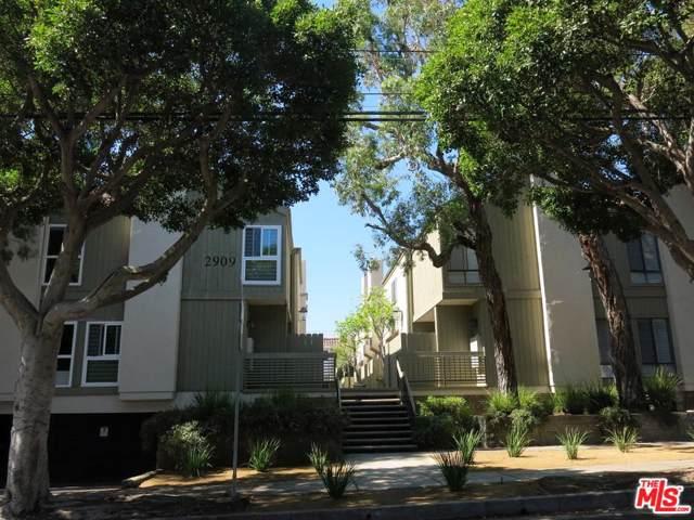 2909 Arizona Avenue #3, Santa Monica, CA 90404 (#19510724) :: The Fineman Suarez Team