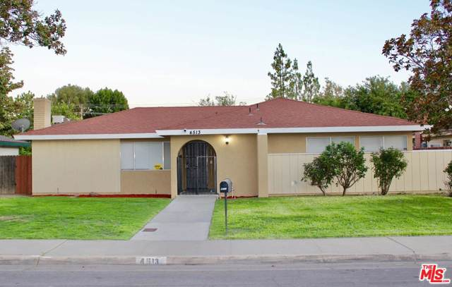 4513 Summer Side Ave., Bakersfield, CA 93309 (#19510990) :: The Parsons Team
