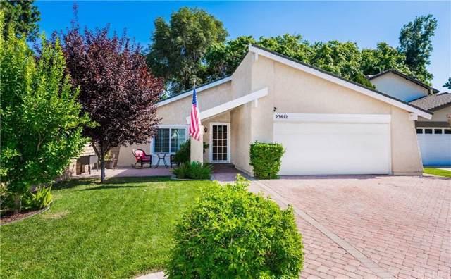 23612 Via Valer, Valencia, CA 91355 (#SR19220220) :: The Agency