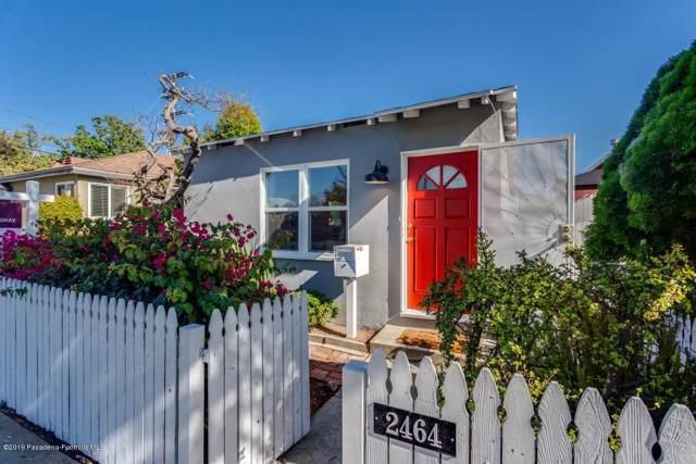 2464 Ocean Park Boulevard, Santa Monica, CA 90405 (#819004319) :: TruLine Realty