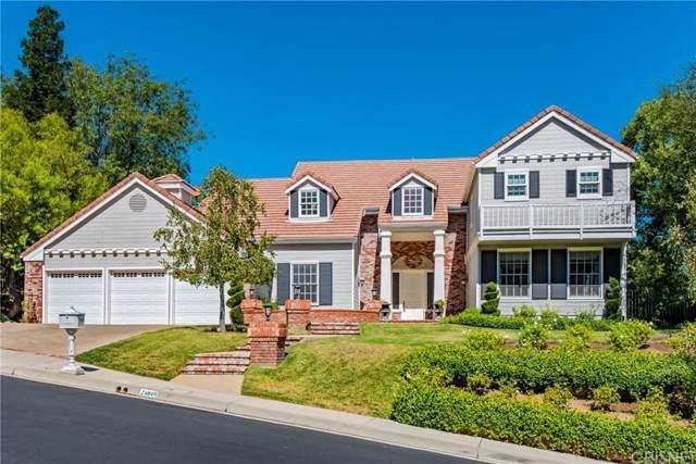 24049 Chestnut Way, Calabasas, CA 91302 (#SR19217184) :: Golden Palm Properties