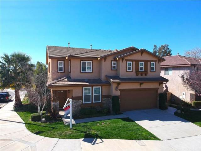 27852 Pine Crest Place, Castaic, CA 91384 (#SR19220580) :: The Agency