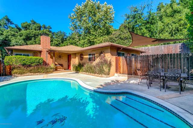 3642 Canyon Crest Road, Altadena, CA 91001 (#819004320) :: The Parsons Team