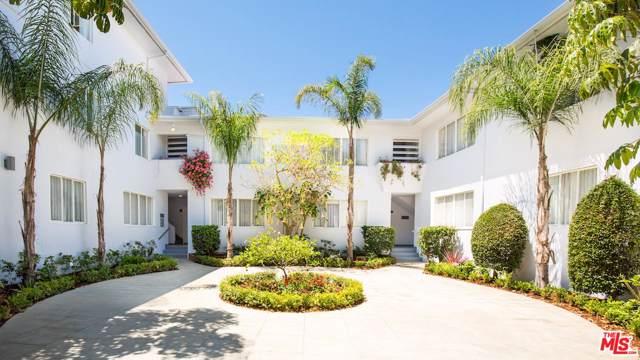 130 San Vicente 132D, Santa Monica, CA 90402 (#19511158) :: TruLine Realty