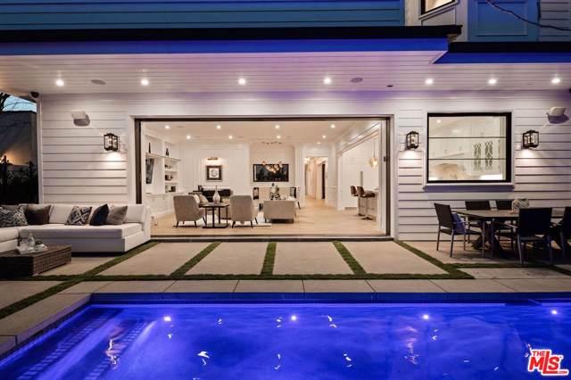 848 N Genesee Avenue, Los Angeles (City), CA 90046 (#19510890) :: The Agency