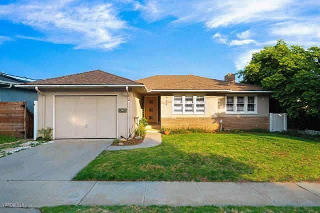 954 Terracina Drive, Santa Paula, CA 93060 (#219011514) :: Randy Plaice and Associates