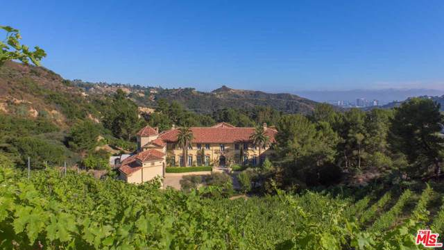 75 Beverly Park Lane, Beverly Hills, CA 90210 (#19509640) :: The Agency